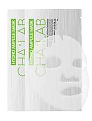 cha: laboratório hydro máscara ampola (3pc)