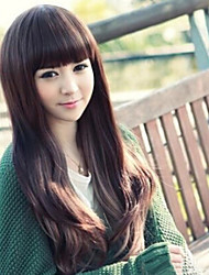 Japan and South Korea Popular Fashion Natural Big Wig