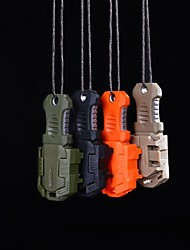 EDC Mini Stainless Steel Molle Webbing Buckle Self Defence Survival Tool