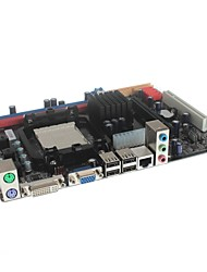 C68 micro presa ATX AM2 / AM2 + / AM3 DDR2 / DDR3 scheda madre del computer