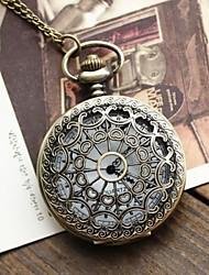 Fashion Jewelry Hollow Pocket Watch Retro Necklace Watch Spider Vintage Steampunk Cool Watches Unique Watches