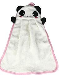Cute Panda Detail Water Absorption Cotton Towel