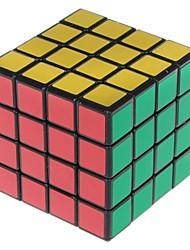Shengshou® Гладкая Speed Cube 4*4*4 Скорость / профессиональный уровень Кубики-головоломки черный увядает Скраб наклейкиАнти-поп /