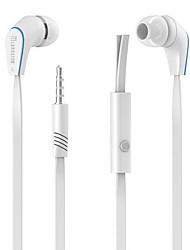 Ecouteurs (Ecouteurs) Cablé - Pomme Dans l'oreille