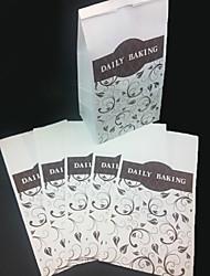 Disposable Lovely  Dessert Paper Bags(Set of 2000)