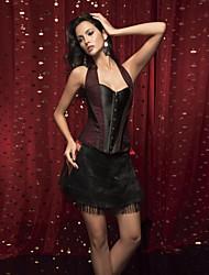sexy lingerie impressão corsets shapewear shaper das mulheres