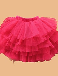 Girl's Cotton Blend Shorts , Winter/Spring/Fall