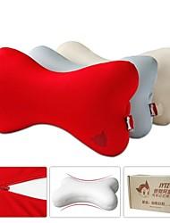 Astro Boy memória lenta recuperação da espuma carro pescoço travesseiro, forma de osso proteção do pescoço travesseiro