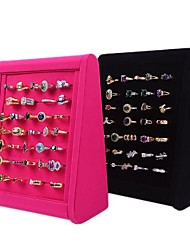 Ring Bracket Wooden Ring Jewelry Display Open Jewelry Storage