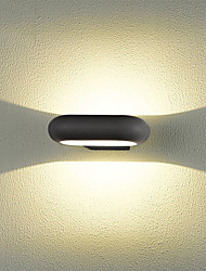 Wall Sconces , Modern/Contemporary LED Integrated Metal