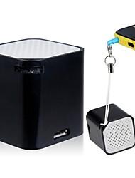 c-58 mini haut-parleur bluetooth stéréo sans fil avec déclencheur à distance, alarme anti-perte&d'appel mains libres (de couleurs assorties)