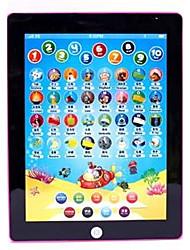 bebé de juguete niños electrónicos Mini iPad Inglés&juguete máquina de aprendizaje chino