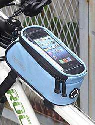 Bag quadro da bicicleta ( Amarelo/Vermelho/Preto/Azul , Nailom/LonaSeca Rapidamente/Á Prova-de-Chuva/Prova-de-Pó/Á Prova de