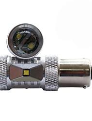 1pcs High Power 6 CREE LED Light 1156 30W 360 Degree Car Turn Signal Light Rear Tail Stop Bulb Brake Lamp