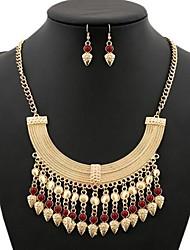 Women's Vintage Jewelry Set