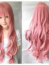Fashion anime light curly hair wig