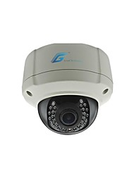 GREAT  720P IR Dome IP Camera with Vandal Proof