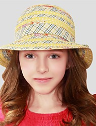 2015 Kenmont Outdoor Spring Summer 3-6 Years Old  Child Bucket Cap Cute Childs 100% Cotton Sun Hat Adjustable Size 4863