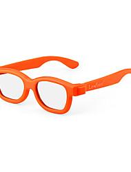 niños fdr gafas 3D polarizadas