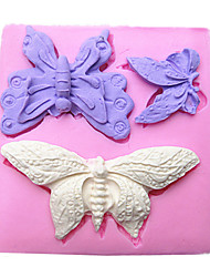 Butterfly Silicone Fondant Cake Molds Chocolate Mould For The Kitchen Baking Sugarcraft Decoration Tool