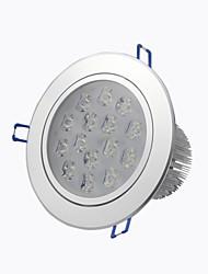 1 Stück 8A Lighting Dekorativ LED Deckenstrahler Eingebauter Retrofit 15 W 1200 LM 2800-6500 K 15 High Power LED Warmes Weiß / Kühles Weiß