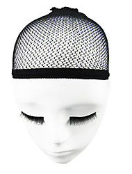 Comfortable High-grade Black Wig Cap