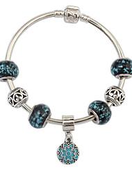 Damen Armbänder Charme Alluminium/Harz Ohne Stein