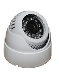 Uscita BNC 24 luce infrarossa fotocamera emisfero - K803