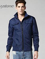 NAVYSTONE authentic 2015 new fall fashion men's business more than a single jacket pocket