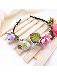 Women Flower Headbands With Wedding Headpiece
