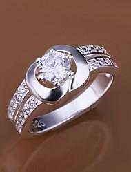 Women's Fashion Temperament 925 Silver Ring
