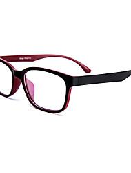 [Free Lenses] TR90 Wayfarer Full-Rim Fashion Prescription Eyeglasses