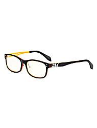 jimmy d'orange tr-90 rectangle lunettes cerclées