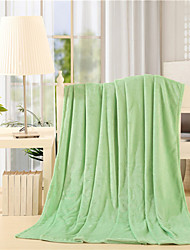 Green Throw Blanket Quilts 200x230cm