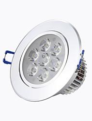 LED Deckenstrahler Eingebauter Retrofit 7 High Power LED 560 lm Warmes Weiß / Kühles Weiß Dekorativ AC 85-265 V 1 Stück