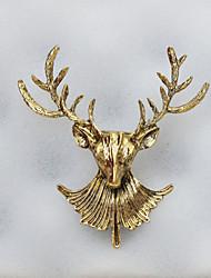 Knopflochblumen (Gold/Silber , Edelstahl