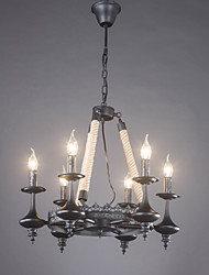 Ecolight® Chandelier Industrial/Classic/Rustic/Lodge/Vintage/Retro/Bed/Dining/Coffee Store