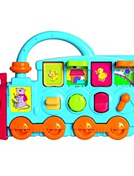 The Baby Learning Animal  Train piano Toy