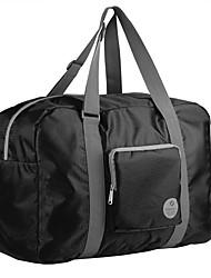 tianyat unisex impermeable bolsa de viaje ligero / bolsas de nylon ocasionales / bolsa de equipaje / bolsa de lona negro