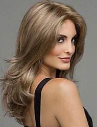 High-quality European and American Fashion Hot Models Blending High-quality Synthetic Wig High Temperature Wire