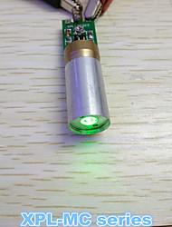 XPL-MLG5  Low-end Green Laser Module(5mw,532nm)