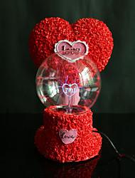 Resin handicraft magic ball Crystal light magic ball
