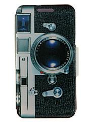 Pour Coque Huawei P8 P8 Lite Clapet Coque Coque Intégrale Coque Autre Dur Cuir PU pour HuaweiHuawei P8 Huawei P8 Lite Huawei P7 Huawei