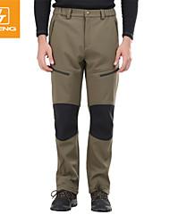 Pantalones ( Negro/Verde Militar ) -Impermeable/Transpirable/Cremallera impermeable/A prueba de polvo/A prueba de