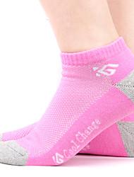 Chaussettes Cyclisme Respirable Limite les Bactéries Femme Coton Coolmax