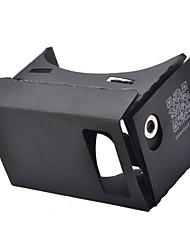 """realidad virtual google cartón bricolaje neje gafas 3d para 3.5-6 """"teléfonos celulares"""