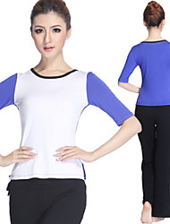 Yoga Clothes Suit 2015 Spring New Female Yoga Clothes Dance Clothes Fitness+D282+K069