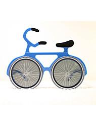 pc grappige fiets geek&chique party bril