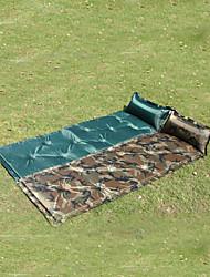 tripolare, camping può essere impiombato singolo cuscino doppio dell'aria, della part gonfiabile automatico, prova di umidità pad, fa1102x