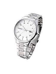 pulseira de relógio de moda do casal